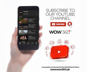 Subscribe wow 360 Youtube Channel